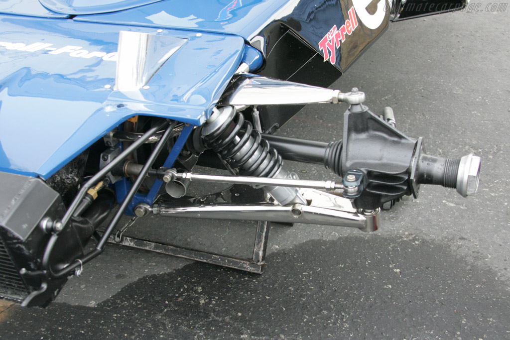 Tyrrell 006 Cosworth - Chassis: 006   - 2010 Monterey Motorsports Reunion