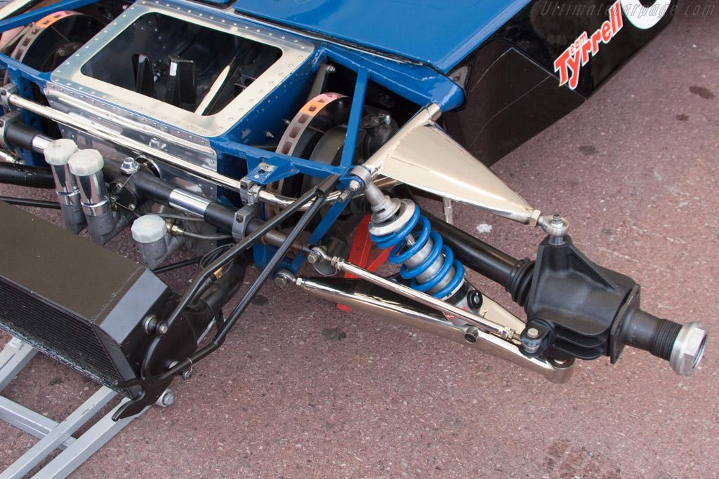 Tyrrell 006 Cosworth - Chassis: 006   - 2012 Monaco Historic Grand Prix