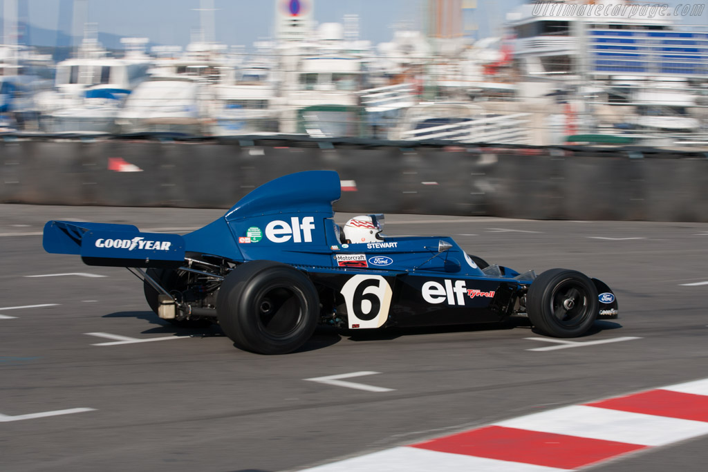Tyrrell 006 Cosworth - Chassis: 006   - 2012 Monaco Historic Grand Prix