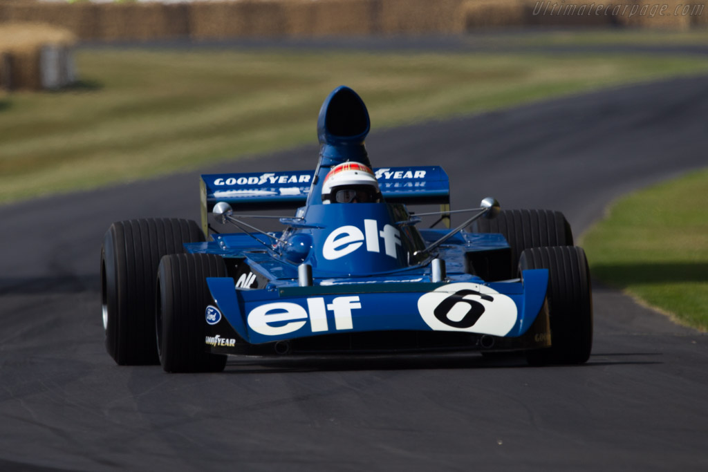 Tyrrell 006 Cosworth - Chassis: 006  - 2013 Goodwood Festival of Speed