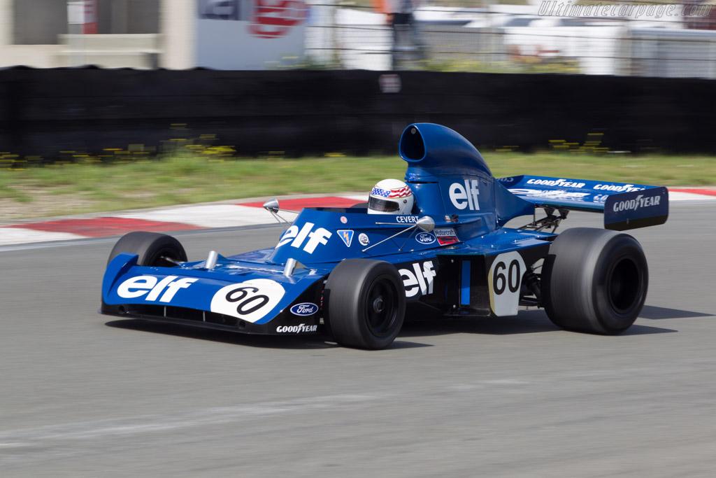 Tyrrell 006 Cosworth - Chassis: 006  - 2014 Historic Grand Prix Zandvoort