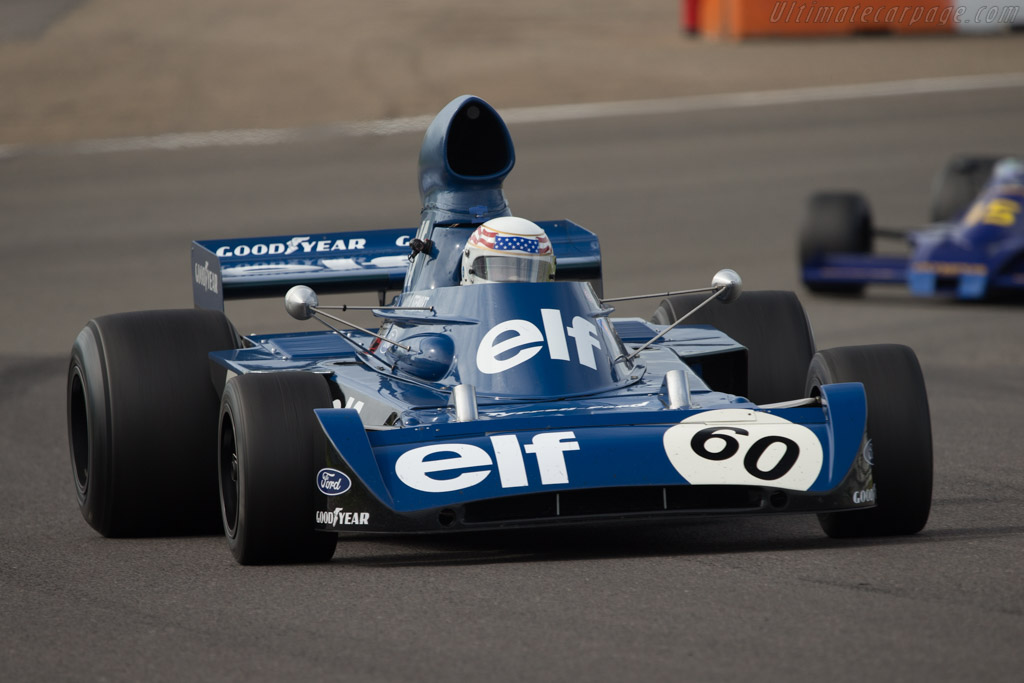 1972 1973 Tyrrell 006 Cosworth Images Specifications