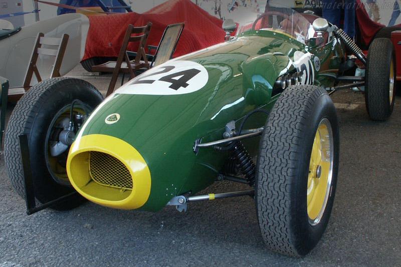 Lotus 12 Climax