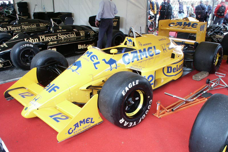 Click here to open the Lotus 99T Honda gallery