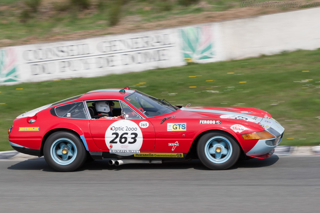 Ferrari 365 Gtb 4 Daytona Competizione S2 Chassis 15681