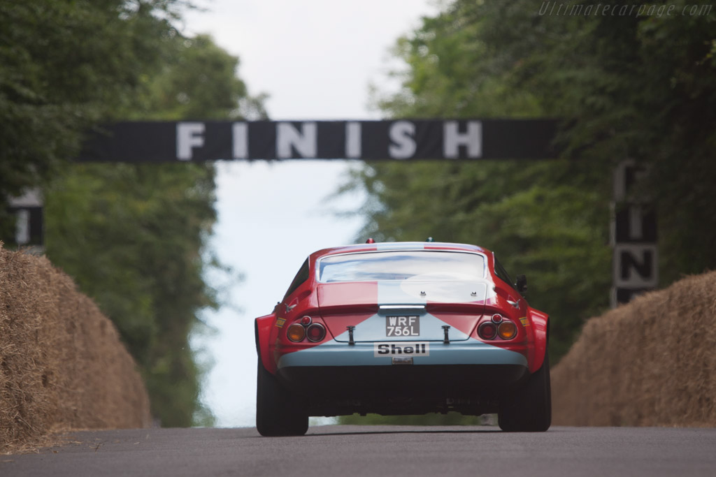 Ferrari 365 GTB/4 Daytona Competizione S2 - Chassis: 15681   - 2010 Goodwood Festival of Speed