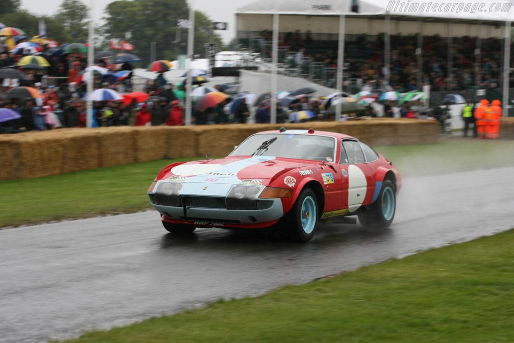 Ferrari 365 GTB/4 Daytona Competizione S2 - Chassis: 15681  - 2007 Goodwood Festival of Speed