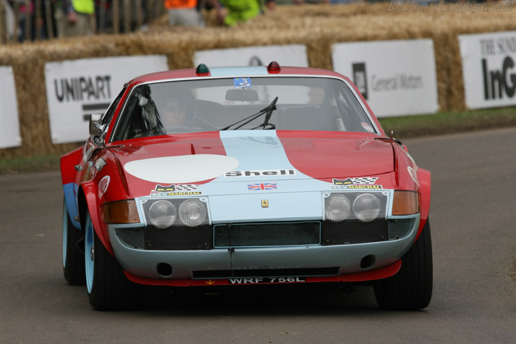 Ferrari 365 GTB/4 Daytona Competizione S2 - Chassis: 15681   - 2007 Goodwood Festival of Speed