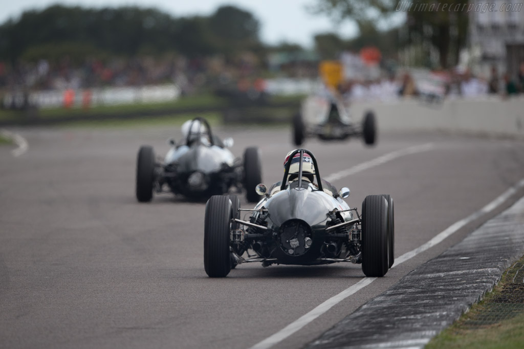 BRM P57 - Chassis: 573   - 2015 Goodwood Revival