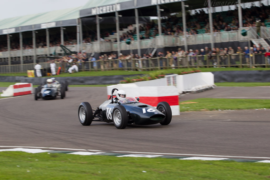 BRM P57 - Chassis: 572   - 2015 Goodwood Revival