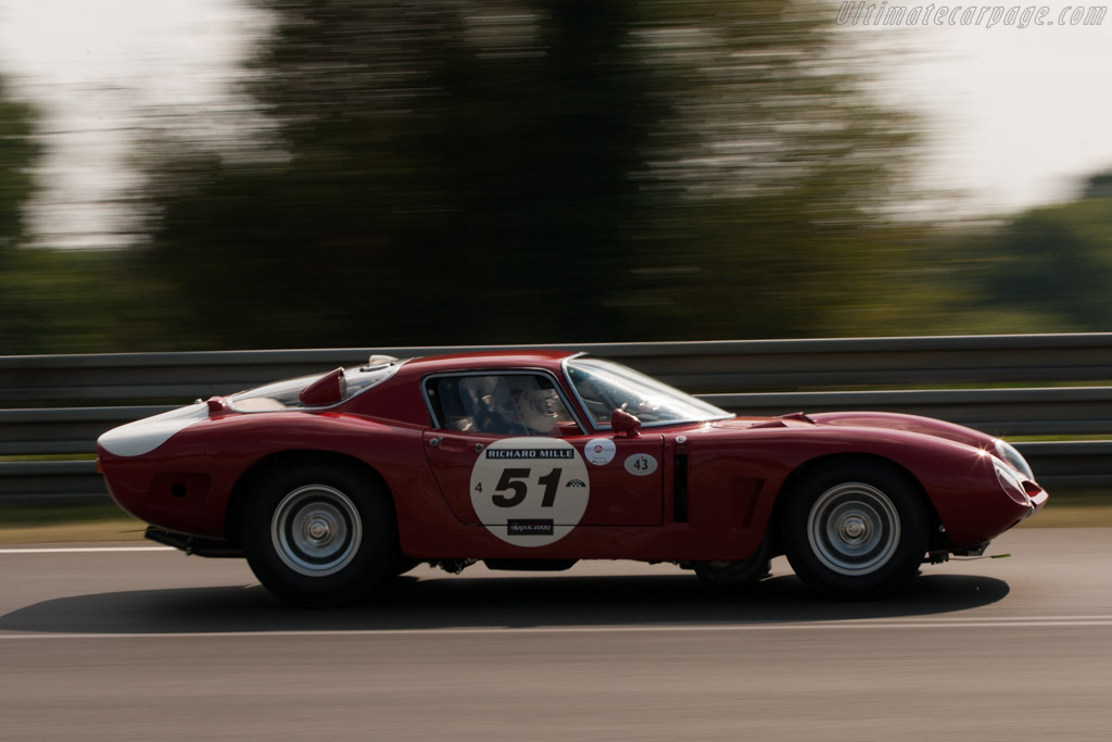 Iso Grifo A3/C - Chassis: B 0222  - 2010 Le Mans Classic