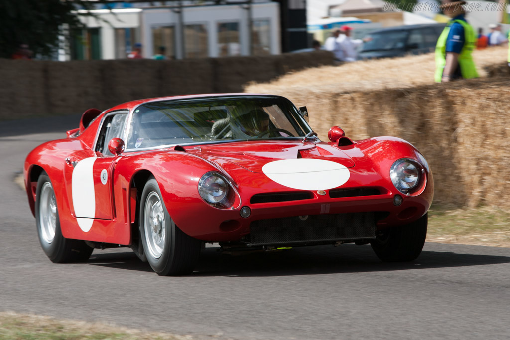 Iso Grifo A3/C - Chassis: B 0222   - 2010 Goodwood Festival of Speed