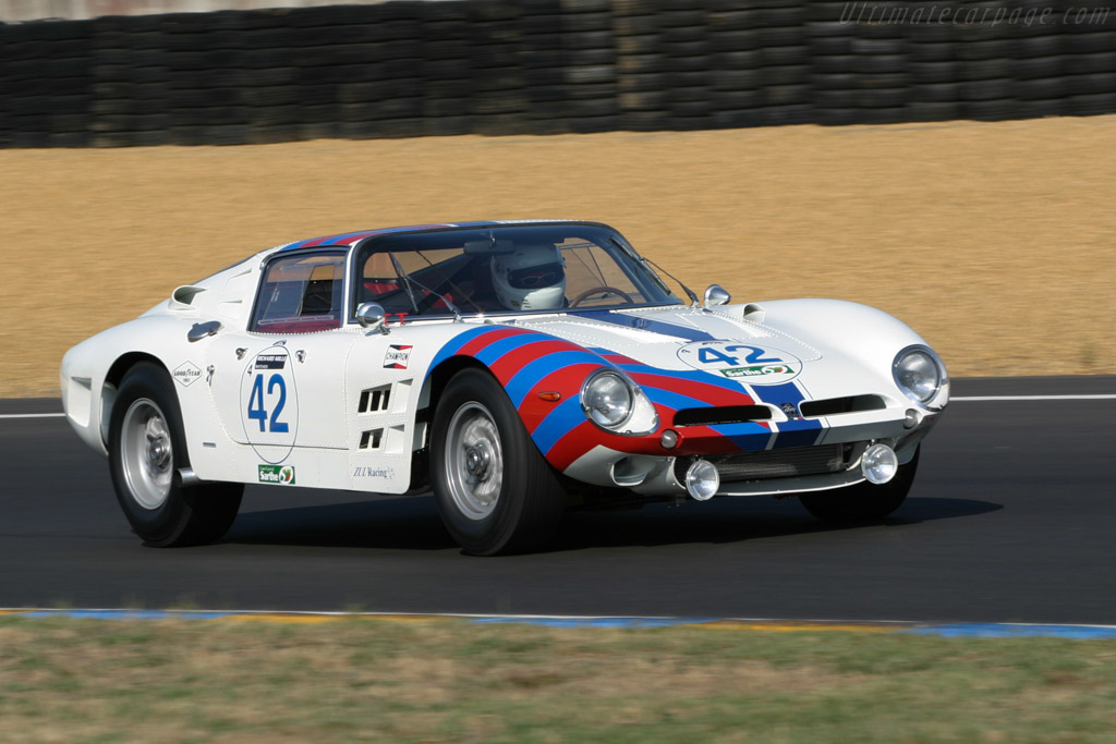 Iso Grifo A3/C - Chassis: B 0202   - 2004 Le Mans Classic