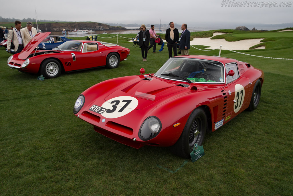 Iso Grifo A3/C - Chassis: B 0207  - 2016 Pebble Beach Concours d'Elegance