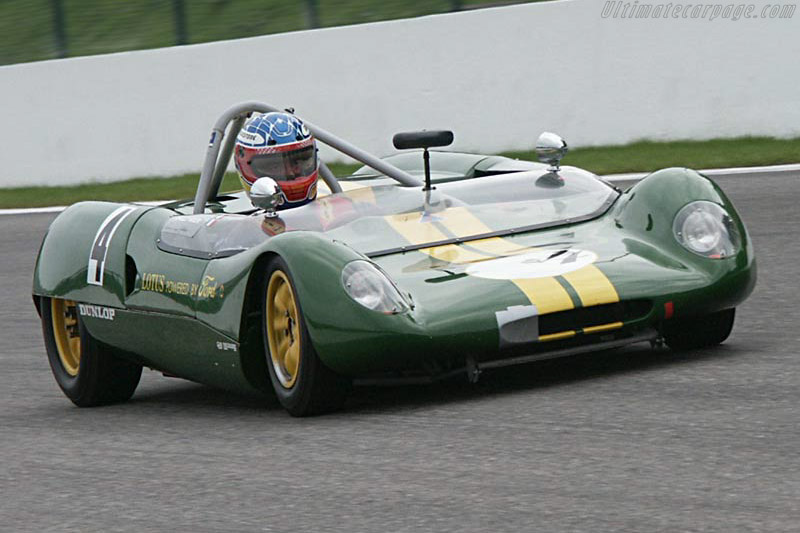 1962 1963 Lotus 23 Cosworth Images Specifications And