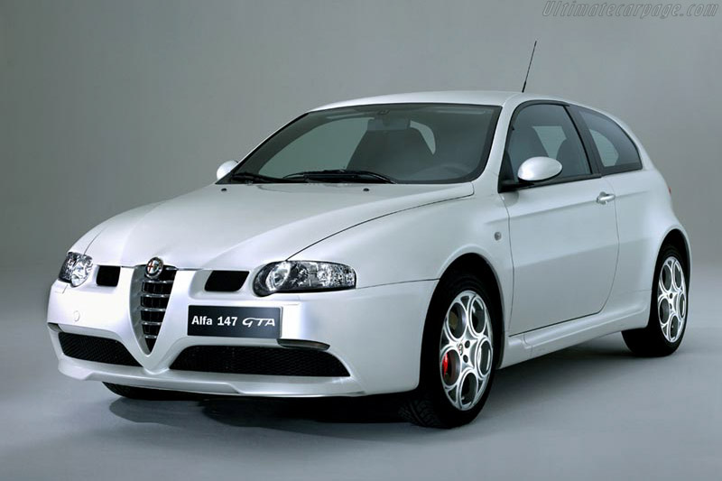 Click here to open the Alfa Romeo 147 GTA gallery