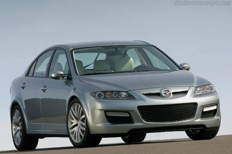2002 Mazda 6 Mps Concept Images Specifications And Information