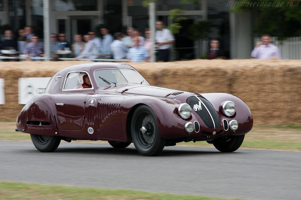Alfa Romeo 8C 2900B Le Mans Berlinetta - Chassis: 412033   - 2010 Goodwood Festival of Speed