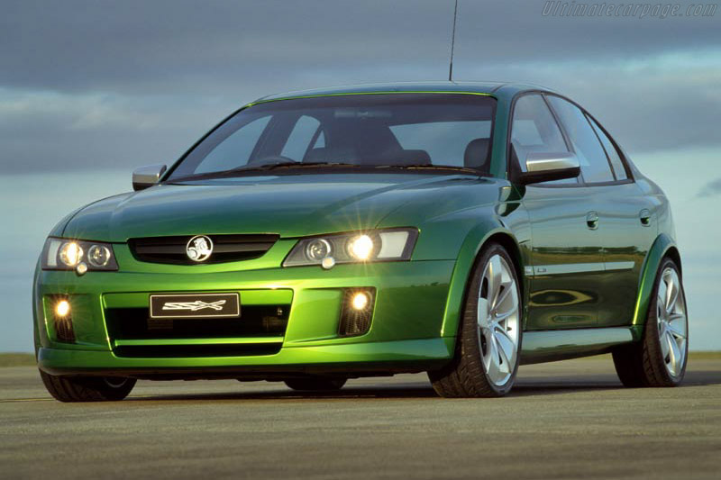 Click here to open the Holden SSX Concept gallery