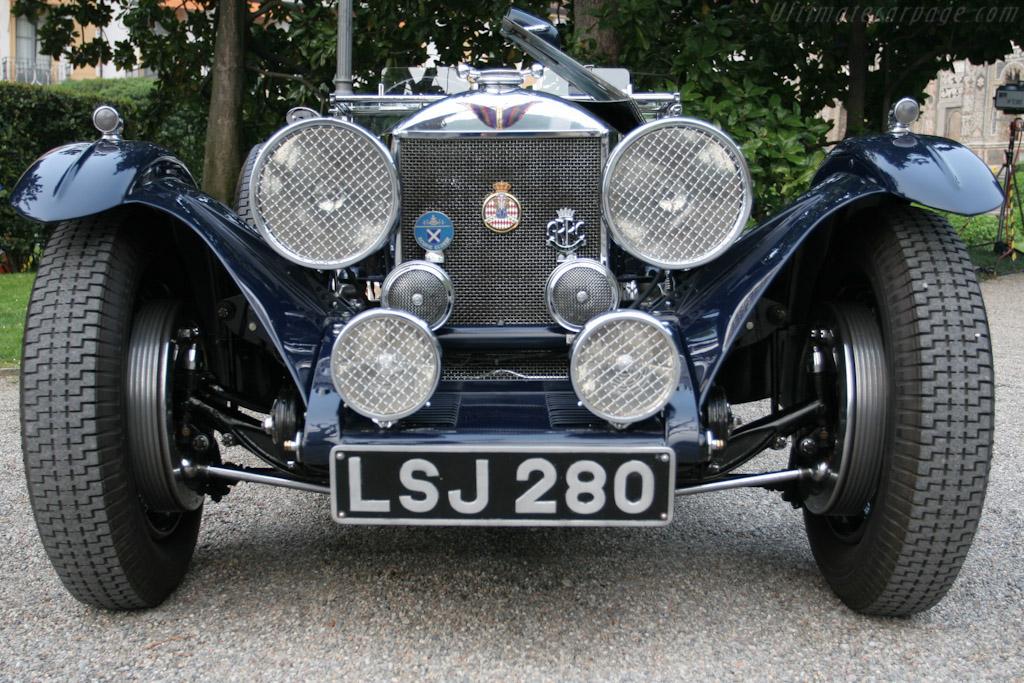 Invicta S-Type 'Low Chassis' Tourer - Chassis: S163   - 2007 Concorso d'Eleganza Villa d'Este