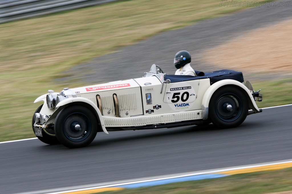 Invicta S-Type 'Low Chassis' Tourer - Chassis: S133   - 2006 Le Mans Classic