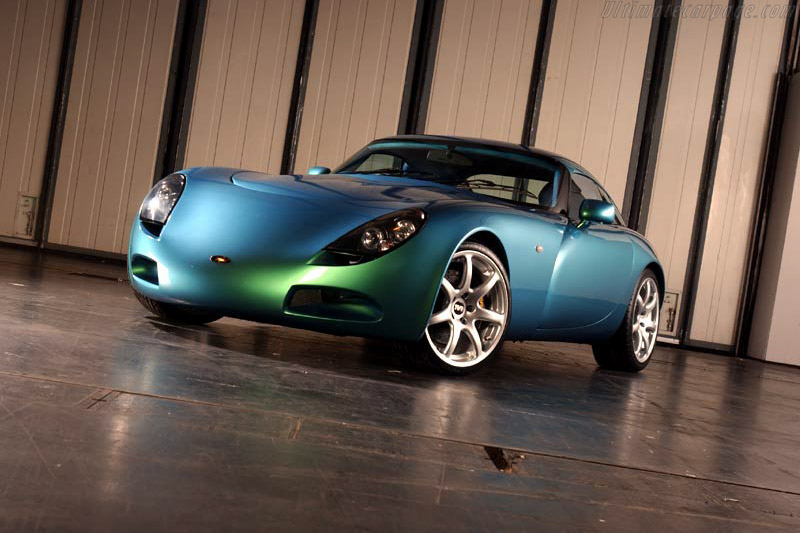 Click here to open the TVR T350C gallery