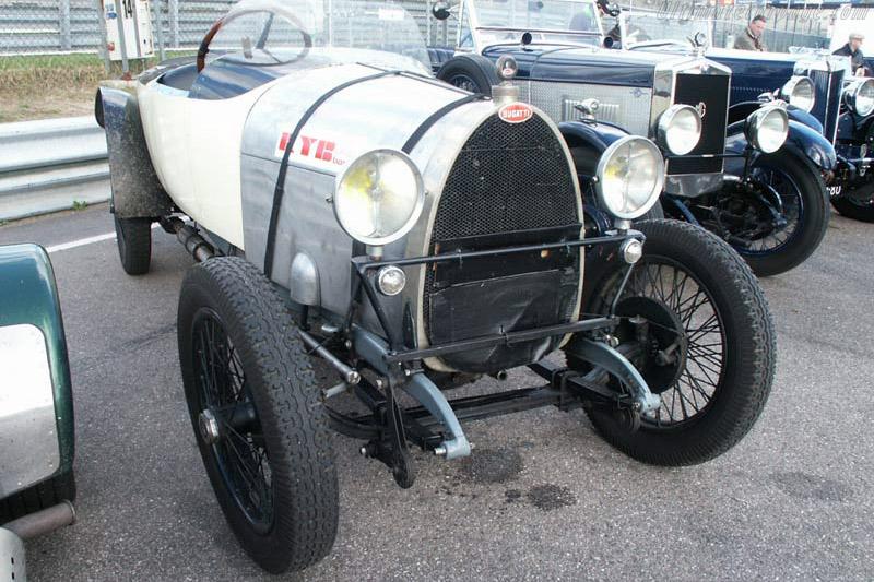 Click here to open the Bugatti Type 23 Brescia Tourer gallery