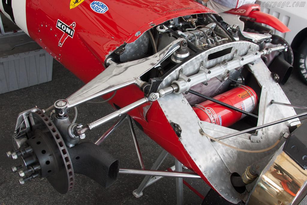 Ferrari 312 B Chassis 004 2013 Monterey Motorsports