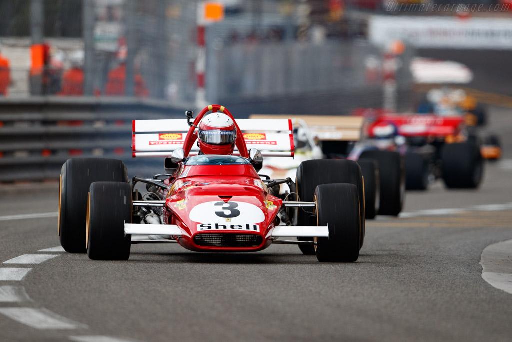 Ferrari 312 B - Chassis: 003  - 2018 Monaco Historic Grand Prix
