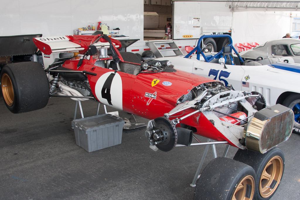 Ferrari 312 B - Chassis: 004   - 2013 Monterey Motorsports Reunion