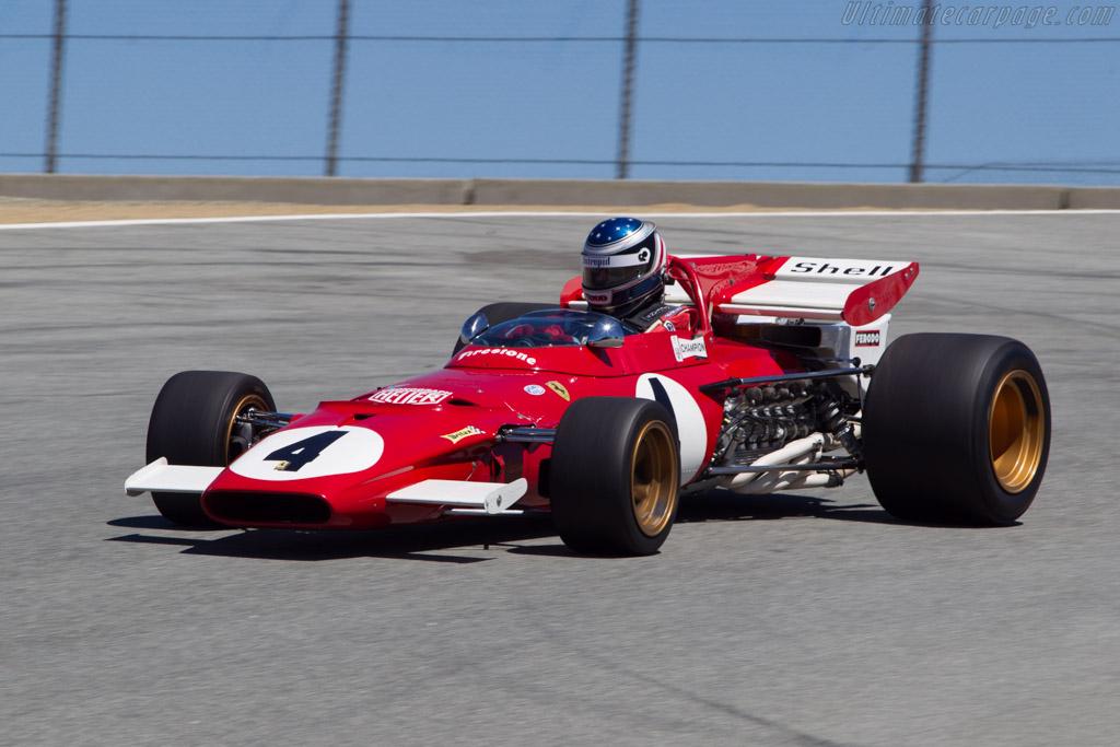 Ferrari 312 B - Chassis: 003  - 2013 Monterey Motorsports Reunion