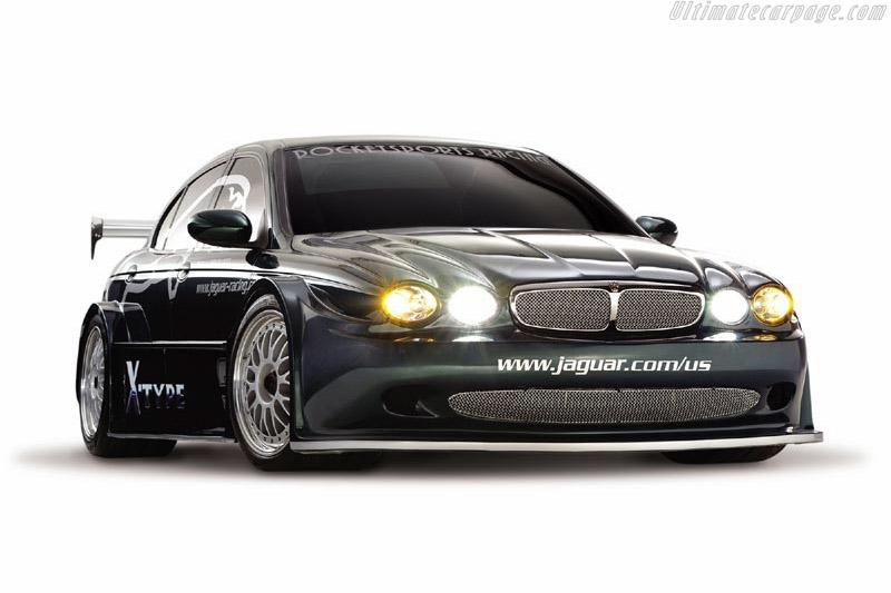 2002 jaguar x type racing concept images specifications and information. Black Bedroom Furniture Sets. Home Design Ideas