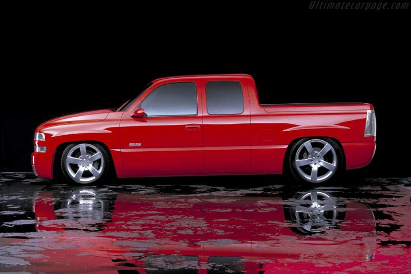 Chevrolet Silverado 2018 >> Chevrolet Silverado SST