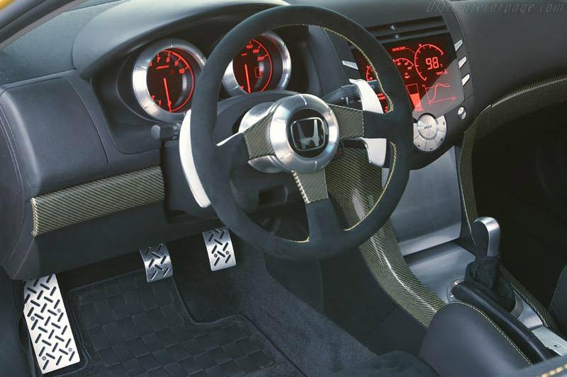 Honda Accord Concept Coupe