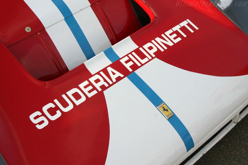 Ferrari 512 F - Chassis: 1048  - 2004 Le Mans Classic