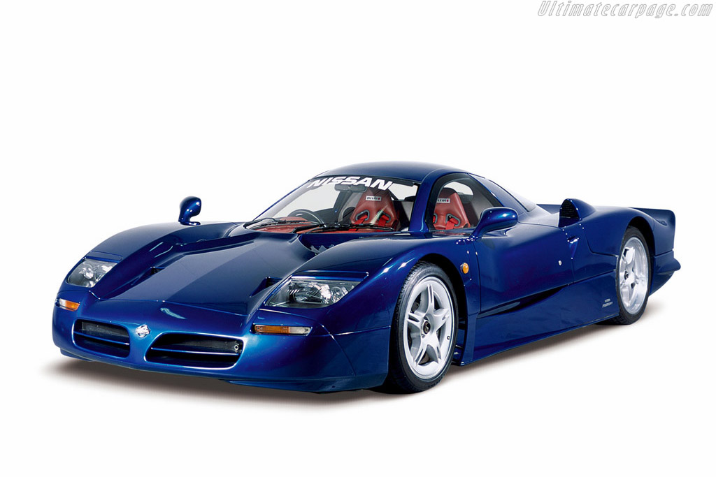 Click here to open the Nissan R390 GT1 Road gallery