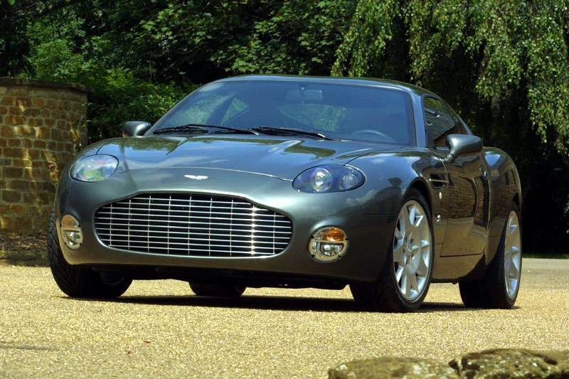 Click here to open the Aston Martin DB7 Vantage Zagato gallery