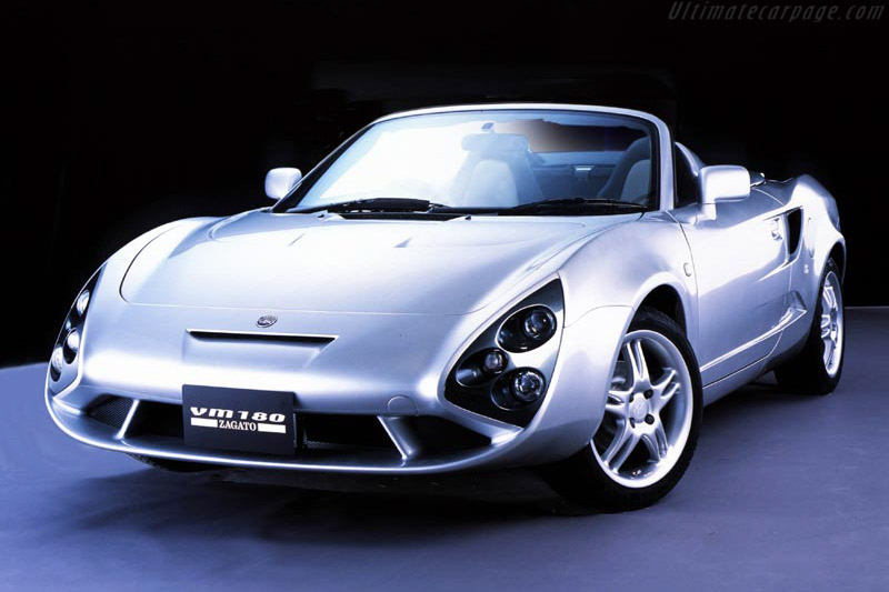 Click here to open the Toyota MR-S VM180 Zagato gallery