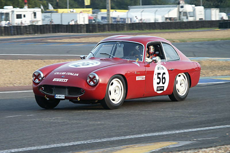 Click here to open the OSCA 1600 GTS Zagato gallery