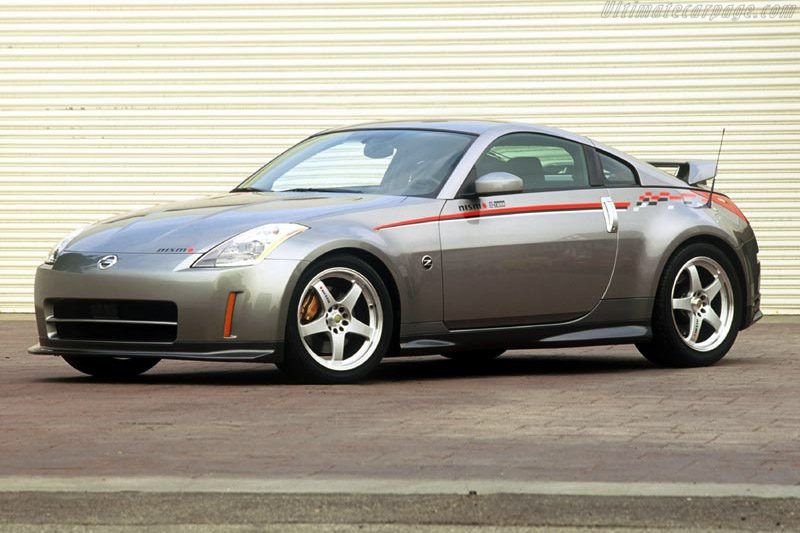 Click here to open the Nissan Nismo 350Z Concept gallery