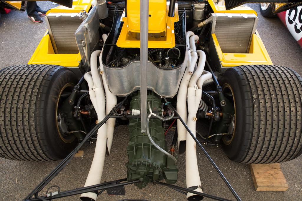 Ferrari 512 M - Chassis: 1030  - 2015 Goodwood Festival of Speed