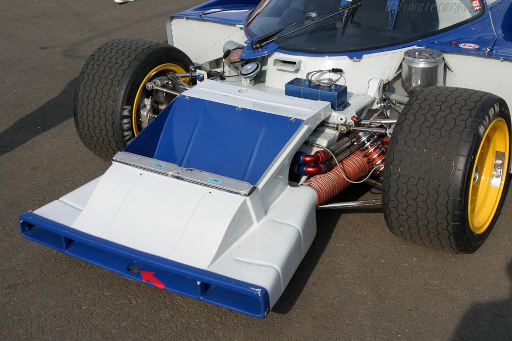 Ferrari 512 M - Chassis: 1040   - 2004 Le Mans Classic
