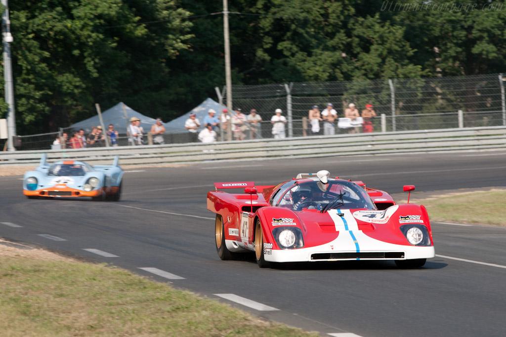 Ferrari 512 M - Chassis: 1024  - 2010 Le Mans Classic