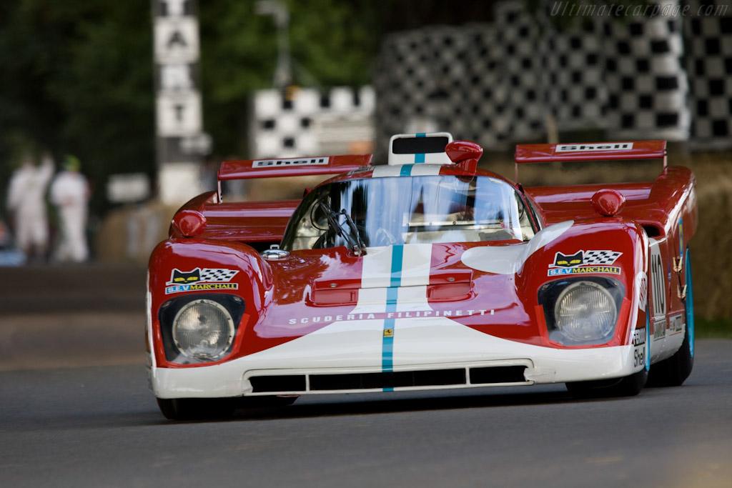 Ferrari 512 M - Chassis: 1022   - 2008 Goodwood Festival of Speed