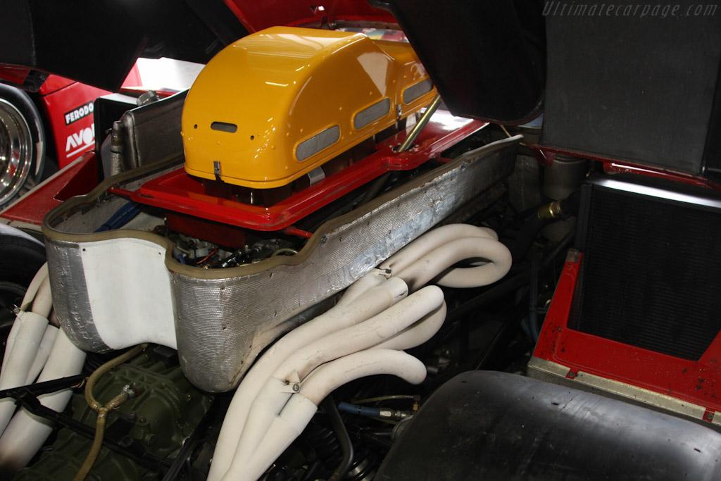 Ferrari 512 M - Chassis: 1018   - 2009 Modena Trackdays