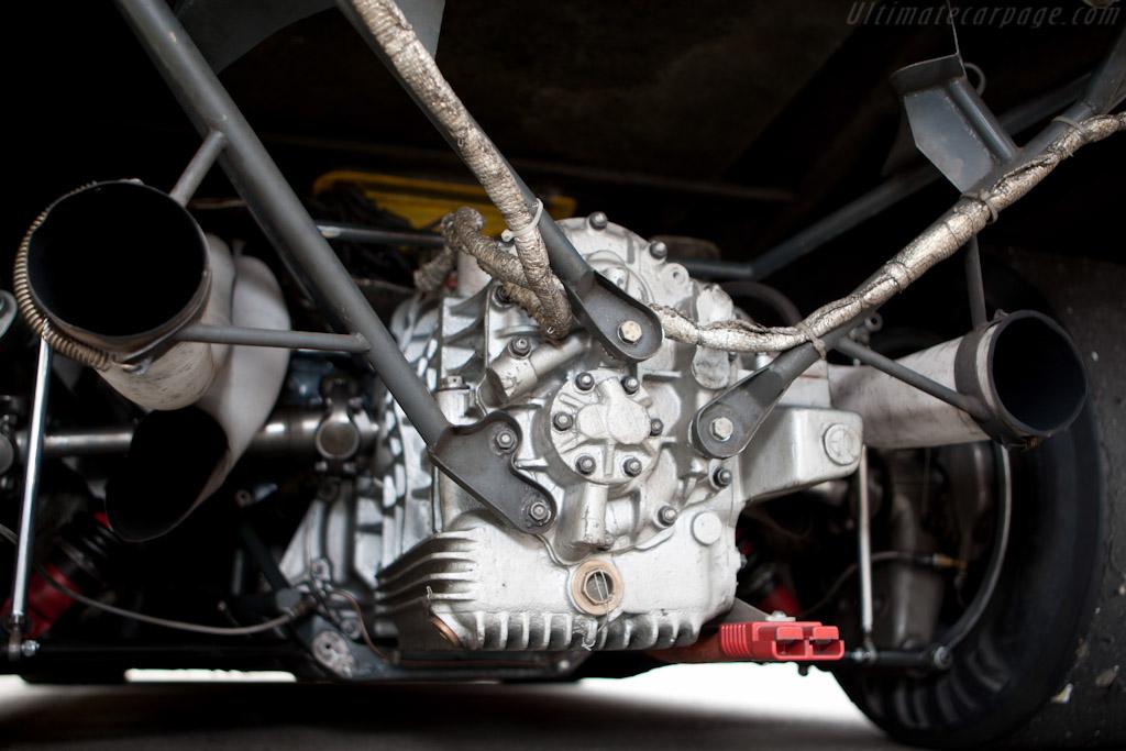 Ferrari 512 M - Chassis: 1002   - 2009 Modena Trackdays