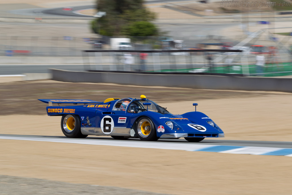 Ferrari 512 M - Chassis: 1040   - 2015 Monterey Motorsports Reunion