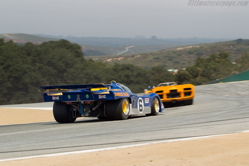 Ferrari 512 M - Chassis: 1040   - 2016 Monterey Motorsports Reunion