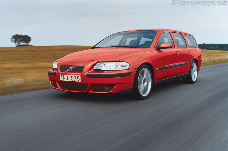 Click here to open the Volvo V70 R gallery