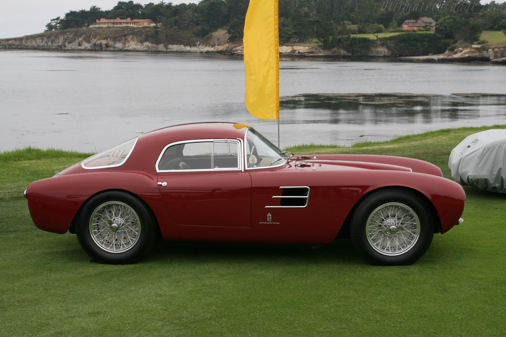 Maserati >> Maserati A6GCS/53 Pinin Farina Berlinetta - Chassis: 2089 - 2005 Pebble Beach Concours d'Elegance